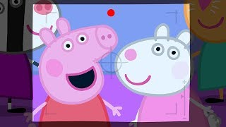 Peppa Pig en Español - Peppa y la cápsula del tiempo! - Dibujos Animados