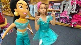 Teknosa kostüm alışverişimiz moana alice jasmin , eğlenceli çocuk videosu