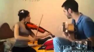 Mariano Delgado y Rosa Escobar - por tangos   VEOFLAMENCO