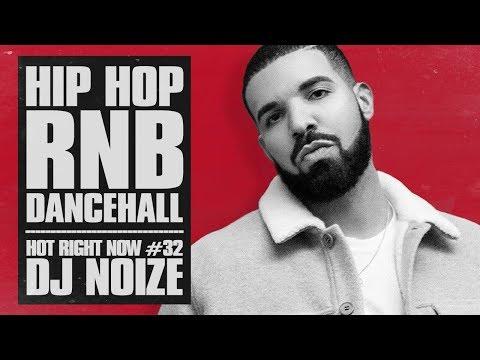 🔥 Hot Right Now #32 |Urban Club Mix December 2018 | New Hip Hop R&B Rap Dancehall SongsDJ Noize