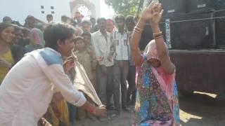 Nagin dance in villages