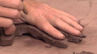 Sketching in Space: How to Get a Quick Start on Sculpting the Hand - MELISA CADELL