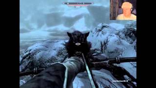 Skyrim glitch - Wet pussy and ugly dogs.  (You don't know what you're doing)