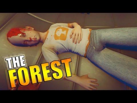 RESCATANDO A MI HIJO !! - The Forest   Fernanfloo