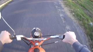 KOMAR - najlepszy motorower!