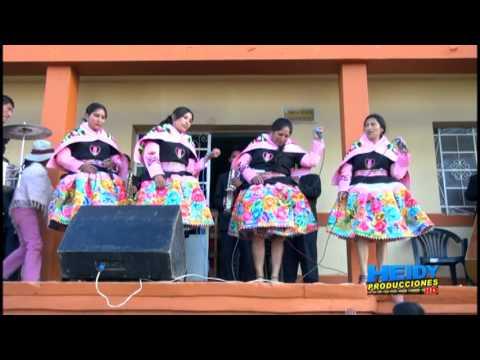 San Jose de Quero y Usibamba Las Chicas Rosas 1