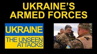 Ukraine: The Unseen Attacks – Ukraine's Armed Forces