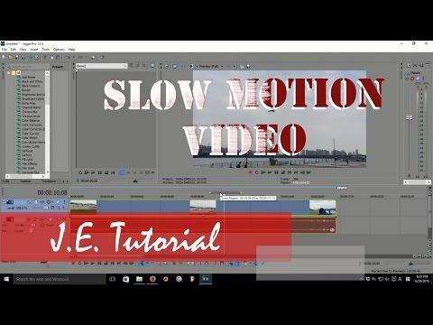 Xxx Mp4 Tutorial Vegas Pro 13 Cara Membuat Video Slow Motion Slow Mo Video 3gp Sex