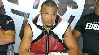 Chris Eubank Jr POST FIGHT PRESS CONFERENCE vs Arthur Abraham