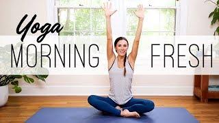 Yoga Morning Fresh  |  Yoga With Adriene