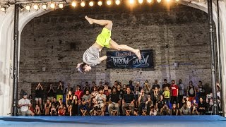 The Evolution of Tricking | Red Bull Throwdown 2015