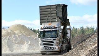 Scania Mobile Chipper