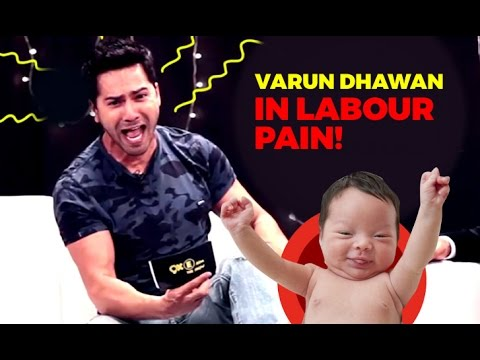 Xxx Mp4 SHOCKING Varun Dhawan DELIVERS A BABY BOY MUST WATCH Dilwale SpotboyE Exclusive 3gp Sex