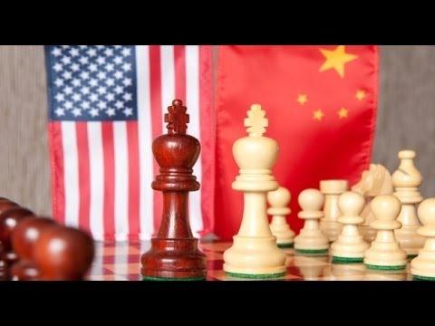 watch BBC Documentary   -   USA vs China A War without Limits
