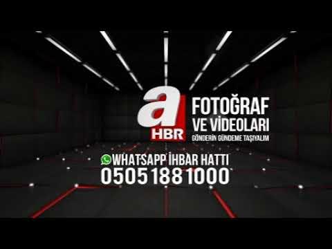 A Haber WhatsApp İhbar Hattı: 0505 188 10 00