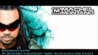 "Machel Montano - Gyal Wuk ""2012 Soca"" (Official Audio)"
