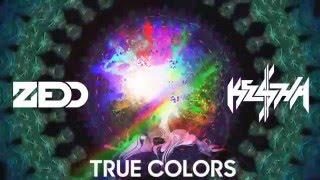 Zedd & Kesha - True Colors (Live at Coachella)