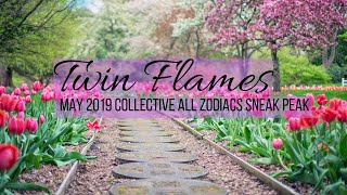 ❤️❤️TWIN FLAMES MAY 2019 COLLECTIVE PREVIEW🔥🔥DM Situation, Karmic, And DF Update❤️❤️