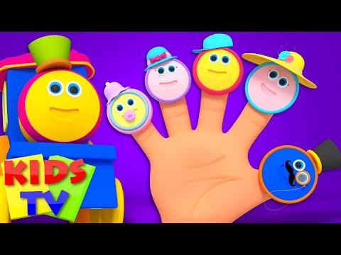 Xxx Mp4 Finger Family Nursery Rhymes Song For Children Kids Bob The Train Kids Tv 3gp Sex