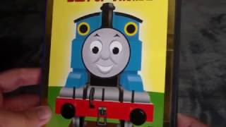 Thomas and Friends Home Media Reviews Episode 32.1 - Best of Thomas on DVD
