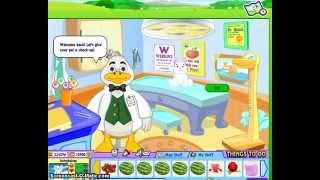 Farewell Dr. Quack visits
