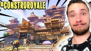 VOS PLUS BELLES CONSTRUCTIONS SUR FORTNITE BATTLE ROYALE !!!