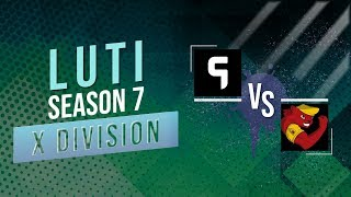 Splatoon 2 - Ghost Gaming vs. Spanish Army [Leagues Under The Ink Season 7]