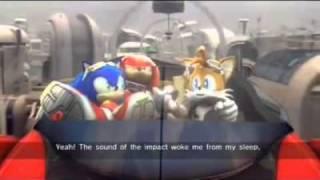 Sonic Riders Zero Gravity - The Movie Part 1