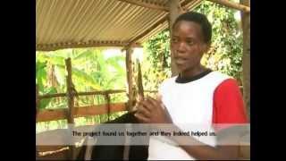 Women Unpaidcare work in Rwanda- Actionaid changing lives