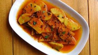Indian Sweet Potato Curry - Vegan Vegetarian Recipe