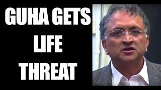 Ramachadran Guha gets life threat for views over PM Modi, Amit Shah | Oneindia News