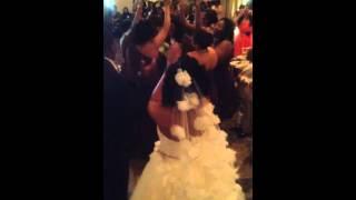 Praise Break at Ephraim and Monique's Wedding
