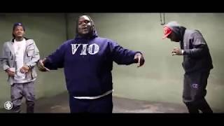 Slim 400 & Pacman Da Gunman - Drama (feat. Gi Joe OMG) [Official Music Video]