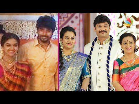Sivakarthikeyan at Keerthy Suresh's sister wedding   Actress Menaka daughter Revathi Marriage