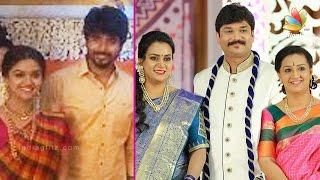 Sivakarthikeyan at Keerthy Suresh's sister wedding | Actress Menaka daughter Revathi Marriage