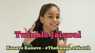 Twinkle Jaiswal (#KidzbopTwinkle) : Sketch | Kanave Kanave  | Chiyaan Vikram, Tamannaah | Thaman S