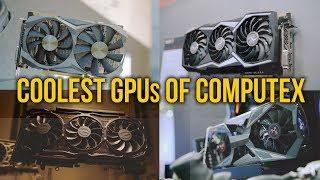The Coolest GPU