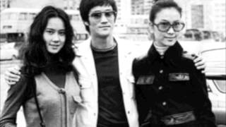 Bruce Lee and Nora Maio