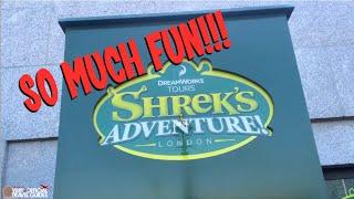 Shrek's Adventure London!!!