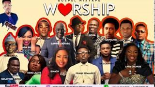 AFRICA MEGA WORSHIP PRAISE  MIX VOLUME:4 2018 BY (DJ BLAZE) mp3