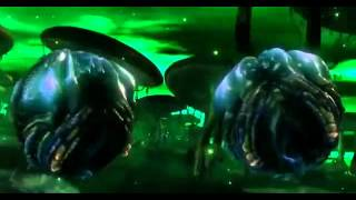 Infected Mushroom - The messenger 2012 (Official video)