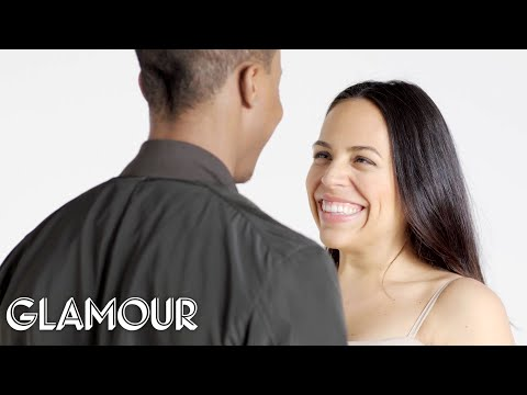 Couples Stare at Each Other for 4 Minutes Straight Glamour
