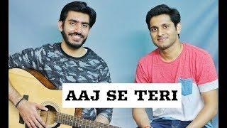 Aaj Se Teri   Padman   Cover   Rajat Mishra   Arijit Singh