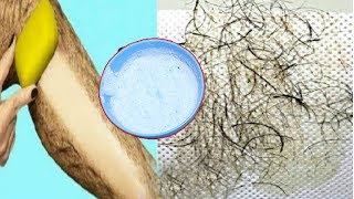 n 5 Minutes - Remove Unwanted Pubic Hair Permanently, NO SHAVE NO WAX ll Natural HealthCare