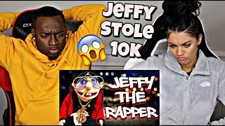SML MOVIE: JEFFY THE RAPPER 2 REACTION!