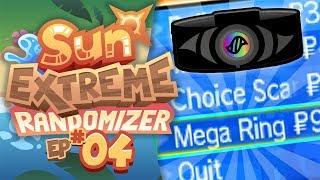 EXTREME MODE SHOPS!! - Pokemon Sun Extreme Randomizer (Episode 4)