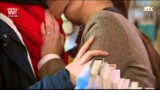 First On-Screen Lesbian Kiss on Korea National TV_Suyeon x Eunbin