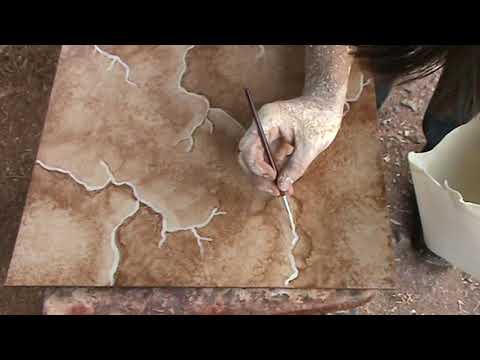 Imitacion O Copia De Piedra Parte 2