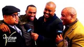 Jonathan Nelson & Jason Nelson HISTORIC Interview With Israel Houghton