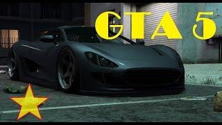 قراند 5 GTA ( اضافة سيارة XA-21 جديدة مع التعديل )1.40